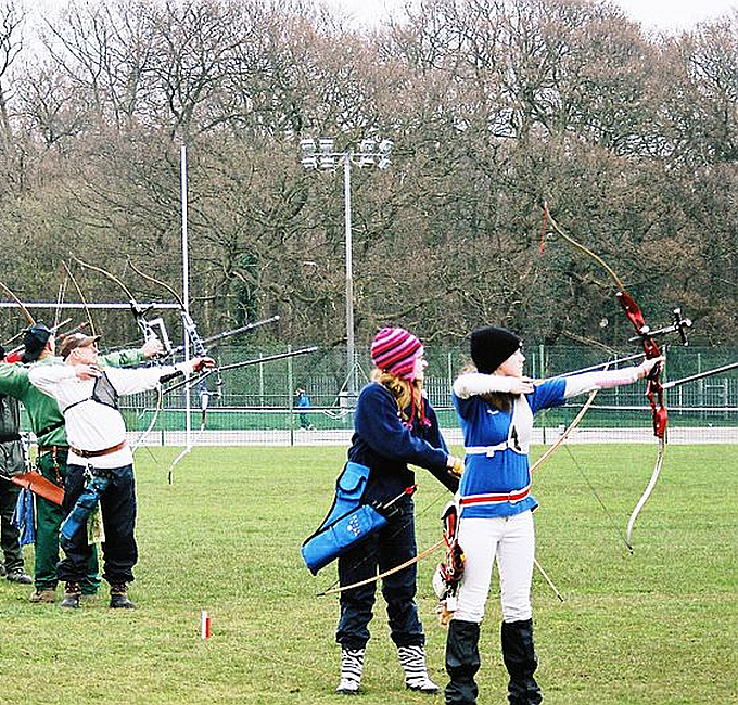 Archery Biathlon