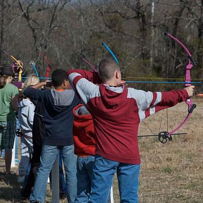 Archery Erlebnisse für Lehrer und Schulen