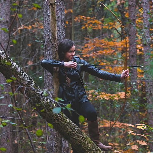 Archery Outdoorabenteuer fuer Tourismusverbaende und Hotels