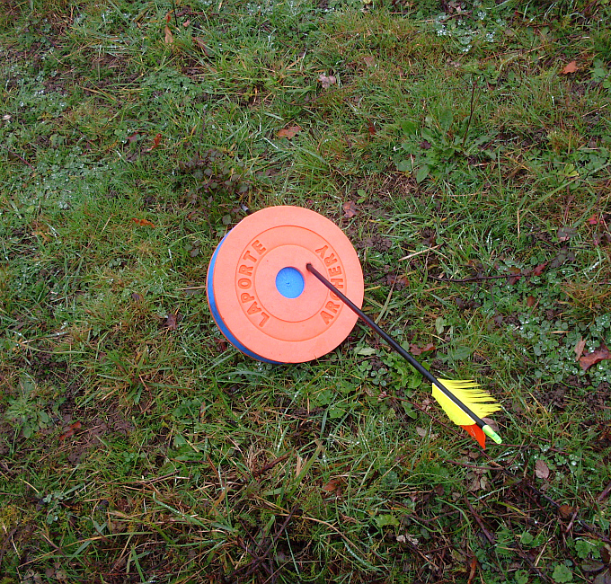 Archery Trap Turnier