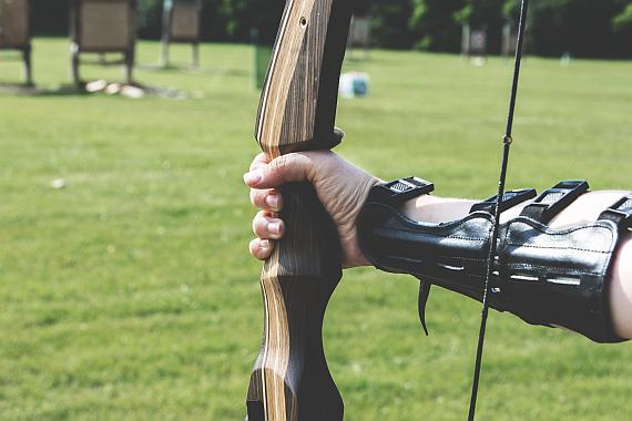 Bogenschiessen Archery in der Therapie