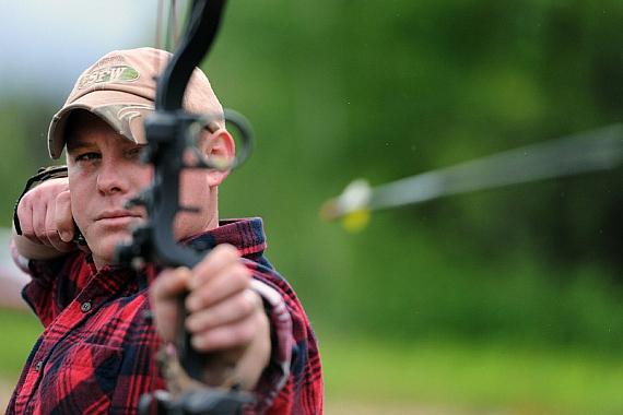 Archery Camp im Bogenurlaub