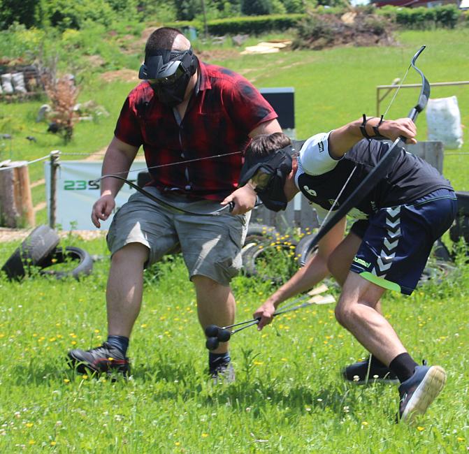 Combat Archery das Spiel