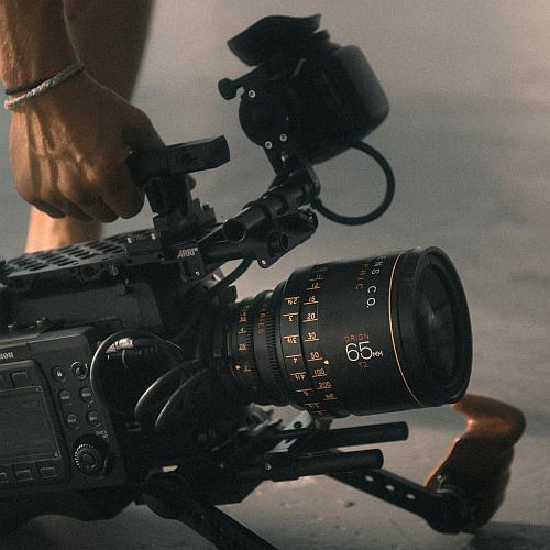Filmproduktion Outdoor Bogenschiessen