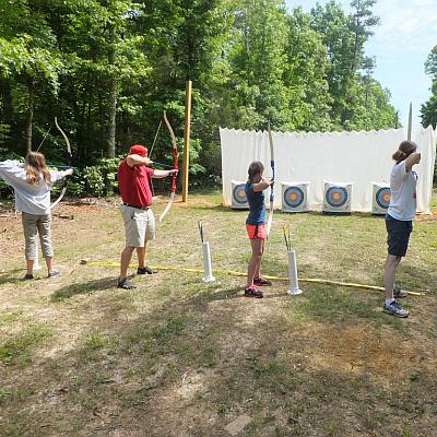 Gruppen Event Archeryabenteuer