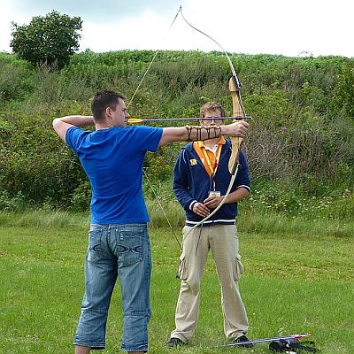 Incentivce Archeryerlebnisse