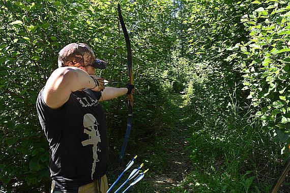 Kurzurlaub Archery Abenteuer