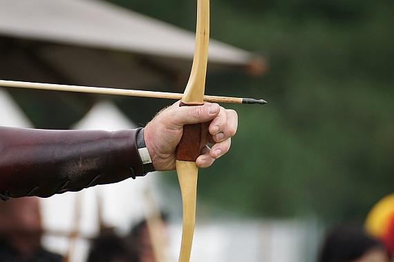 Event Traditionelles Bogenturnier